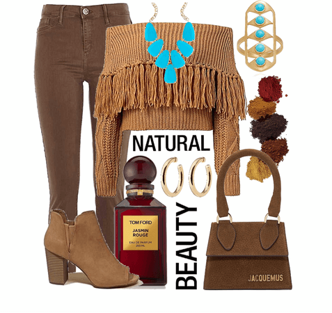 DISNEYBOUND: Pocahontas Style (Fall/Winter)