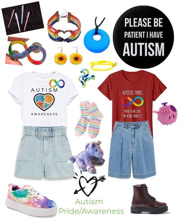 Autism Pride/Awareness