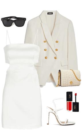 Formal white