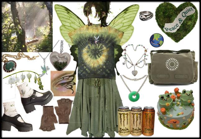 Fairycore | Earth fairy