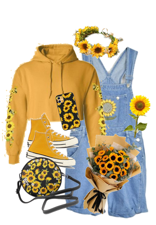 Sunflower! Good morning! You sure do make it like a sunny day! ~Glen Campbell