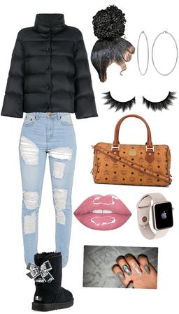 sagittarius winter outfit