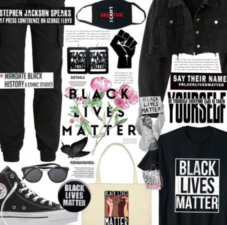 Black lives matter ✊🏿🖤