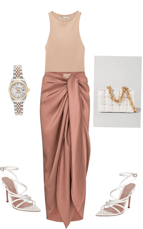 Luxury, chic, classy outfit