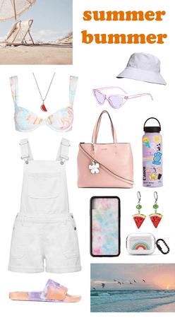 summer vibe 🍉🌈☀️😌