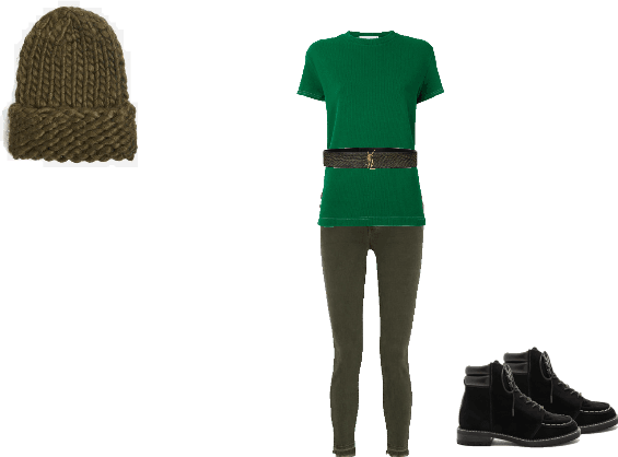 Peter Pan (Music Video costume)