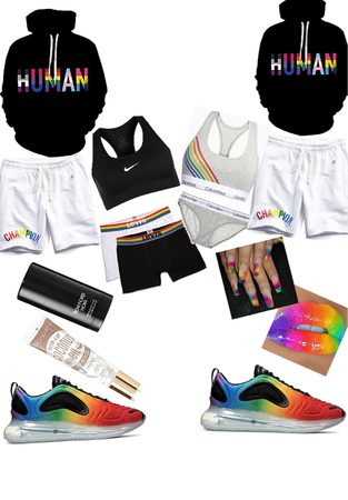 outfit for lesbian couple 🏳️‍🌈