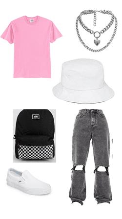 Pink Skate Fit