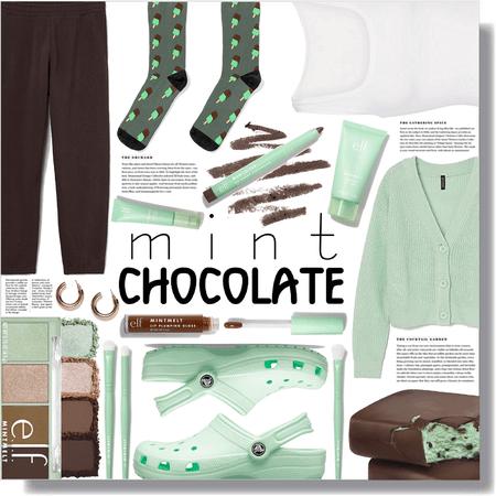 mint chocolate 🍫