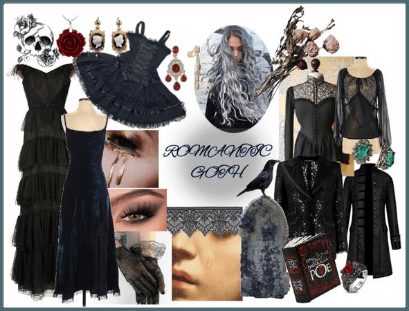 Let's Explore: Romantic Goth
