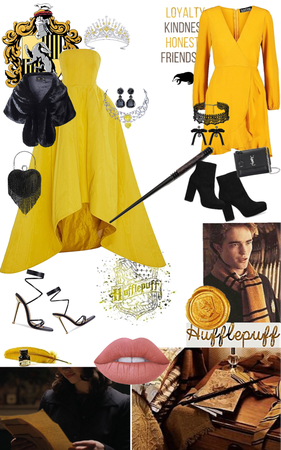 Hufflepuff ball and after party