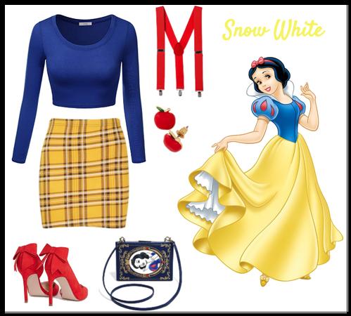 Snow White outfit - Disneybounding