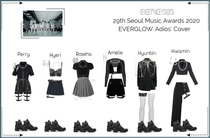 GENESIS (게네시스) Seoul Music Awards 2020
