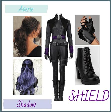 Averie's S.H.I.E.L.D suit