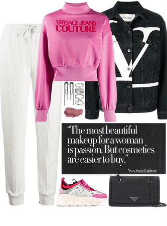 chic,comfortable & cute outfit