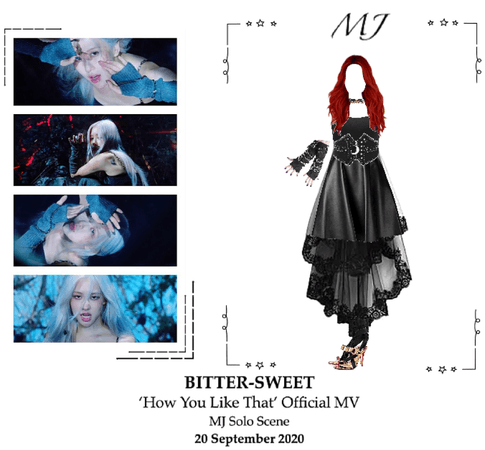 BITTER-SWEET [비터스윗] (MJ) 'How You Like That' Official MV