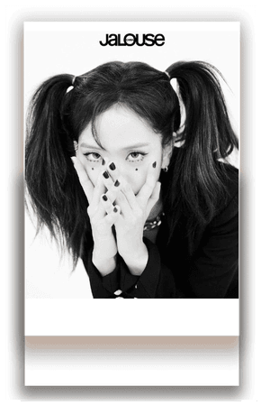 Yiyeon for jalouse china magazine.8/3/20