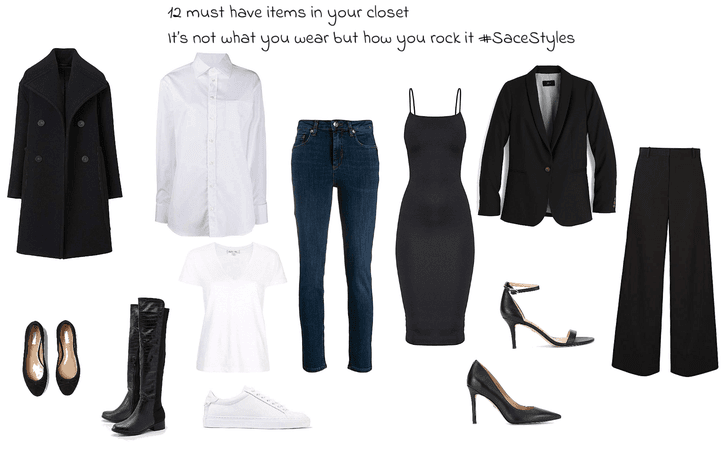 must have items in your closet