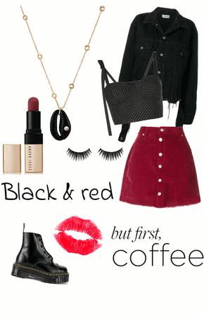 black&red ❤️🖤