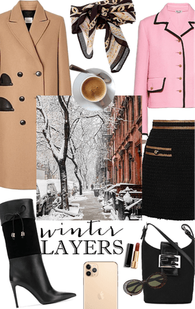 Winter Layers - Classy