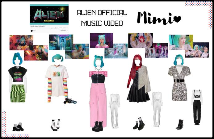 Mimi 'Alien' Official MV
