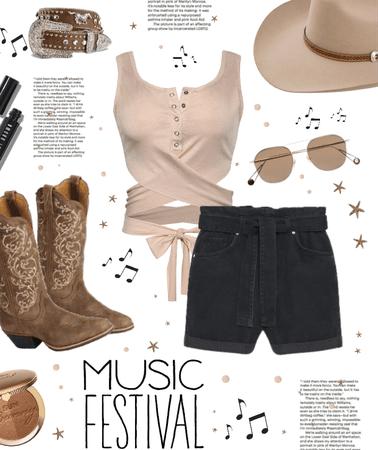 Music festival!