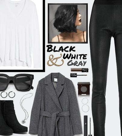 black//white//gray