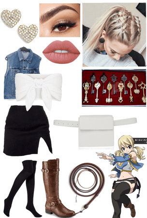 Lucy Heartfilia Outfit