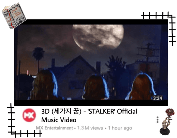 3D//'Stalker' Official MV
