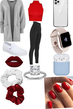 red valentines