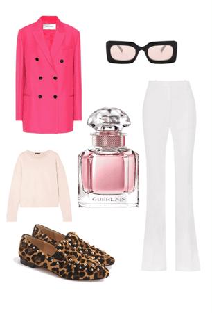 Morning Barbie Walk