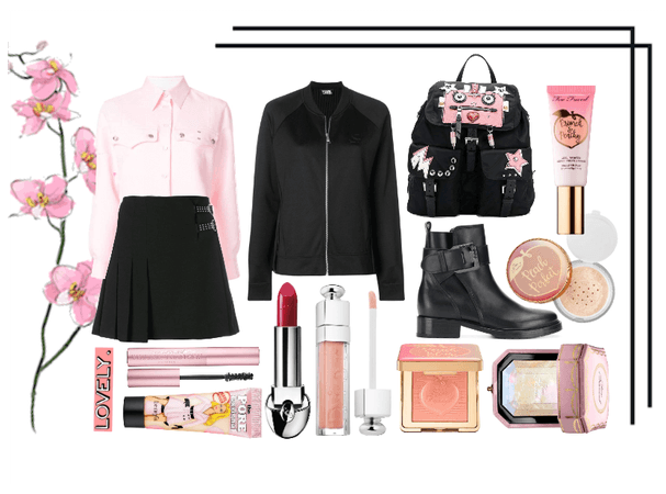 Roze: Too pink