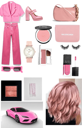 The full pink