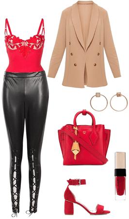 Red & Classy