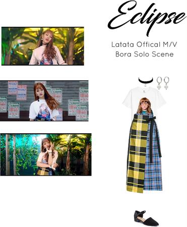 ECLIPSE Latata M/V Bora Solo Scene