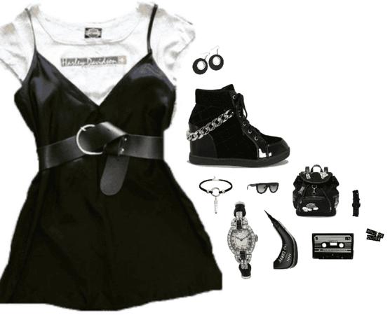 black glam.