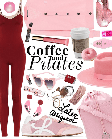 coffee and pilates
