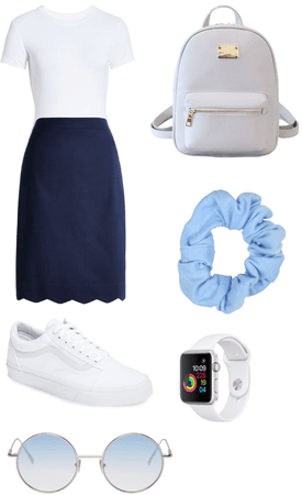 Hogwarts Ravenclaw Modern Outfit