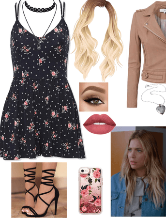Brooklyn Wilder inspired date night outfit