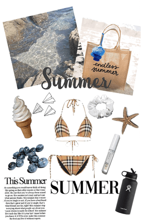 SUMMER ☀️🌊