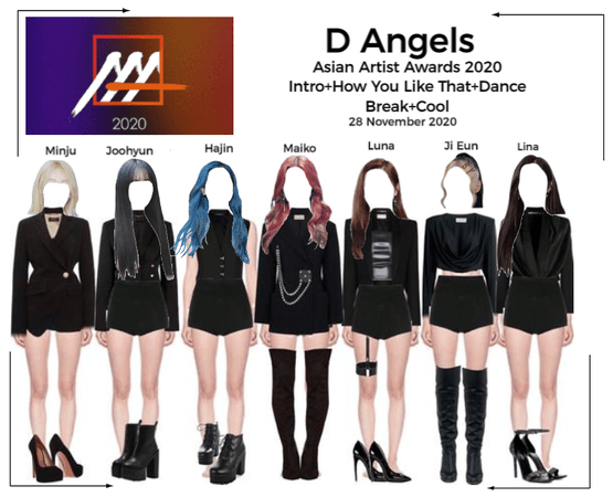 D Angels AAA 2020 Performance
