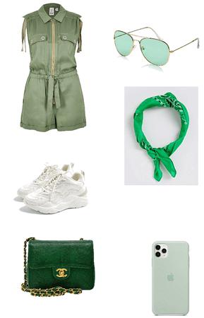 Green Cas