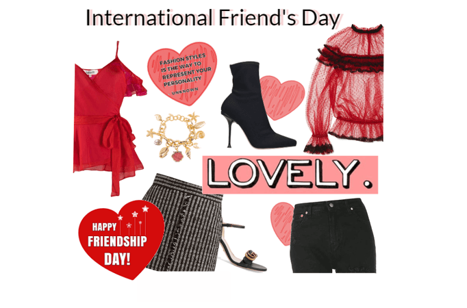 International Friend's Day