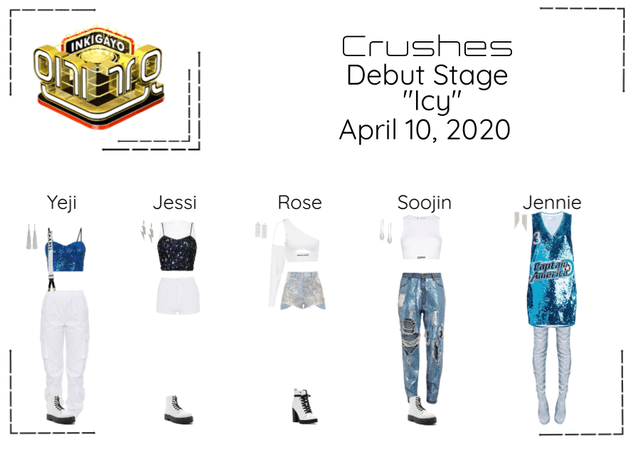 "Crushes (호감) ""쌀쌀한 (Icy)"" Debut Stage"