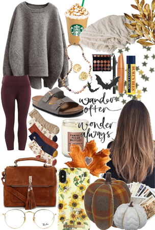 ready for fall