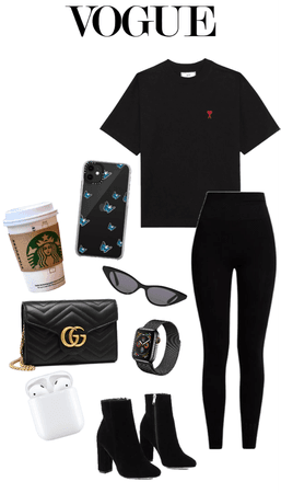 VOGUE OUTFIT