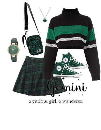 Green Gemini