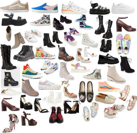 Shoes that i like <3