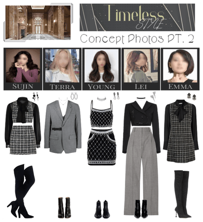 """STYLE """"Timeless STYLE"""" Concept Photos Pt. 2"""