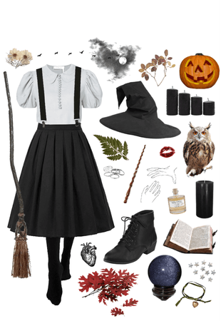 witch / halloween
